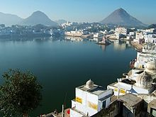 220px-Lake_of_Pushkar_Ajmer_