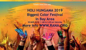 Color Festival Bay Area